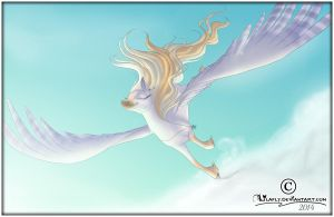 ~* flying free *~ by Lilafly