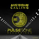Amsterdam Calling Cover for #ADE Compilation by NigelJoe