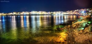 Sozopol At Night by Sapientia