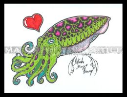 i love cuttlefish by SizzyBubbles