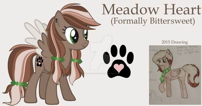 Meadow Heart (Formally Bittersweet) by MeleMadness
