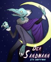 Der Sandmann: Cover by Shadow-Nexus