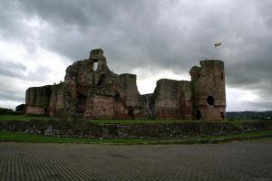 Stock - Castle Ruins by GothicBohemianStock