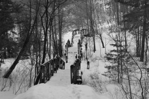 Winter In Norway 2013 by Melissallum