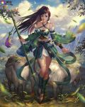 wuxia by rororei