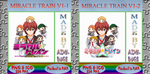 Miracle Train - Anime icon by azmi-bugs
