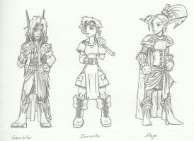 TL RPG - Classes 2 by Roland2055