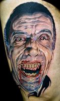 christopher lee dracula by tat2istcecil