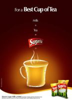 Dewan Sugarita Cup of Tea by creavity