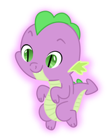 Newborn Spike - MLP by JennK777