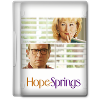 Hope Springs (2012) Movie DVD Icon by A-Jaded-Smithy
