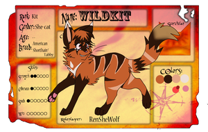 Wildkit by SpiderRen