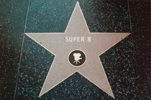 Hollywood Sign: Super 8 by I-Love-Super-8