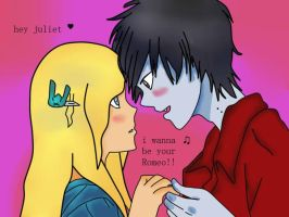 Fiolee  Hey juliet by hitsukarin101