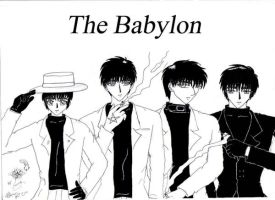 The Babylon of Subaru's Life by Sonne-Angel