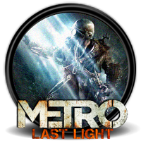 Metro Last Light Icon 2 by Komic-Graphics