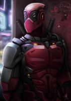 Deadpool by conqvest