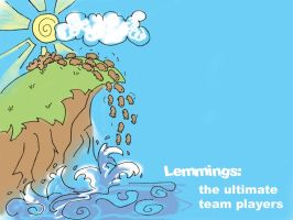 Lemmings by tunacarp