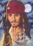 Jack Sparrow by ObsidianSerpent
