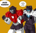 Jazz Hands by batchix