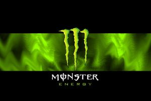 Monster Energy Drink Can Desig by trypout