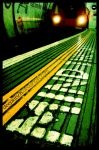 Tube by deepkitsch