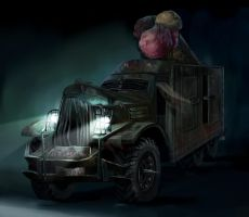 car-murderer by cremia