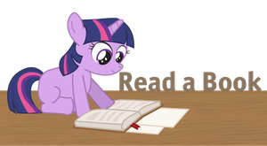 Li'l Twilight: Read a Book by dm29