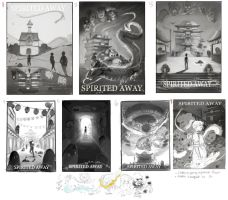 Spirited Away Comps by Eyecager