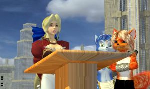DOATEC Supports The New Thundercats by Rachidna