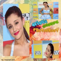 Ariana Grande Photoshoot by Evavivii1222 by Evavivii1222