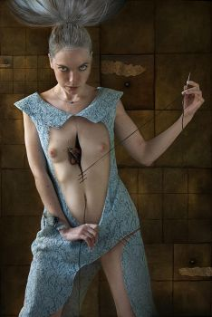Aglaya and her secret passions by KaterinaBelkina