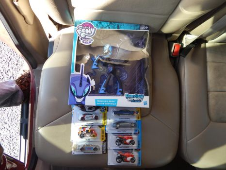 New Diecast (and MLP) Haul- March 14, 2017 by TheImperialChrysler