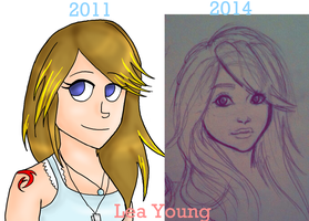 Now and Then by Markiehh