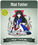 Mad Father - RPG Icon by Darklephise