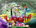 Discord's Labyrinth by MykeGreywolf