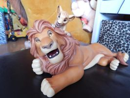 WDCC Lion King Pals Forever Ornament by OliveTree2
