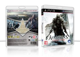 Assassins Creed III - Box Art by Gaia206
