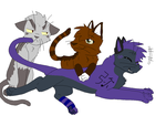Vindicated Kittehs :3 by koala-chloe