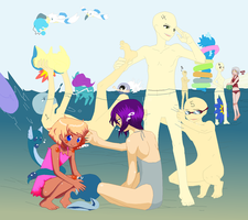 OPEN Collab Summer by BaseByThisIdiot