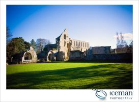 Jervaulx Abbey 02 by IcemanUK