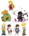 SD Street Fighter 1 by UdonCrew