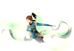 Avatar Korra by witchdoctor-cupra