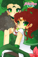 Act 17: Secret ~Sailor Jupiter~ by ThanatosRising
