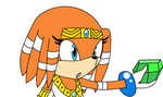 Tikal the Echidna by Derpy00