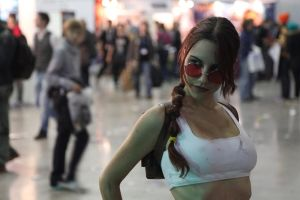 Igromir'11 classic Lara Croft14 by TanyaCroft