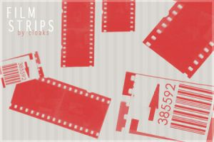 Film Strips by cloaks