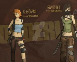 Borderlands OC by Maegen-the-Moose