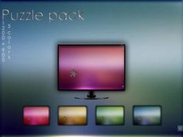 Puzzle Pack by 365art