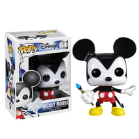 Epic Mickey Pop! Figure: Mickey by SonicBoyAnt